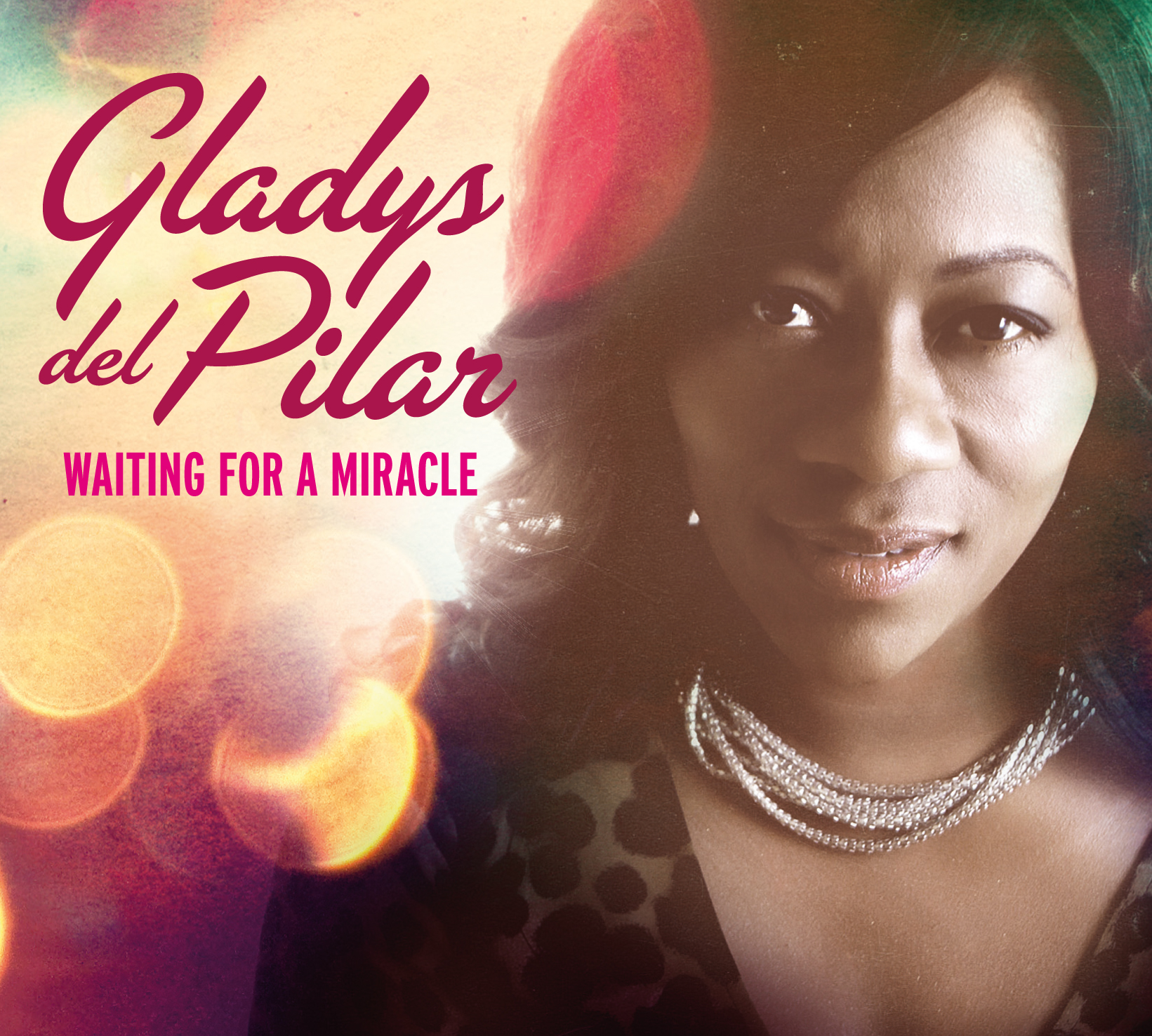 Gladys del Pilar - Waiting for a Miracle