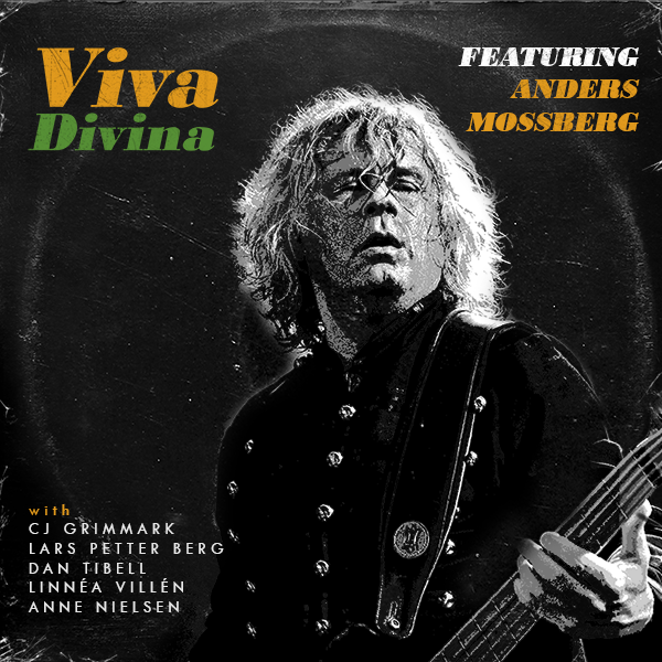 Viva – Divina (featuring Anders Mossberg)